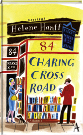 Helene Hanff: 84, Charing Cross Road